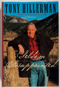 Books:Mystery & Detective Fiction, Tony Hillerman. SIGNED. Seldom Disappointed. [New York]:HarperCollins, [2001]. First edition, first printing. ...