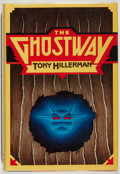 Books:Mystery & Detective Fiction, Tony Hillerman. SIGNED. Ghostway. New York: Harper &Row, [1985]. First edition, first printing. Signed by Hil...