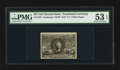 Fractional Currency:Second Issue, Fr. 1322 50¢ Second Issue PMG About Uncirculated 53 EPQ.. ...