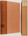 Books:Fiction, Fletcher Martin [illustrator]. Upton Sinclair. SIGNED/LIMITED.The Jungle. Baltimore: Limited Editions Club, 196...