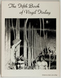 """Books:Science Fiction & Fantasy, Virgil Finlay [subject]. Gerry de la Ree [editor]. LIMITED. The Fifth Book of Virgil Finlay: The """"Weird Tales"""" Years...."""