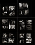"""Movie Posters:Hitchcock, Notorious (RKO, 1946). Press Proof Photos (19 Sheets, 11"""" X 14"""").Hitchcock.. ... (Total: 19 Items)"""