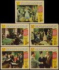 """Movie Posters:Rock and Roll, The Big Beat & Others Lot (Universal International, 1958).Lobby Cards (10) (11"""" X 14""""). Rock and Roll.. ... (Total: 10 Items)"""