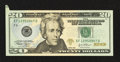 Error Notes:Foldovers, Fr. 2089-F $20 2004 Federal Reserve Note. About Uncirculated.. ...