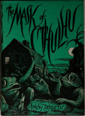 Books:Horror & Supernatural, August Derleth. The Mask of Cthulhu. Sauk City: ArkhamHouse, 1958. First edition, first printing. Octavo. Publisher...