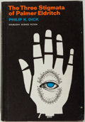 Books:Science Fiction & Fantasy, Philip K. Dick. INSCRIBED. The Three Stigmata of PalmerEldritch. Garden City: Doubleday, 1965. Book club edition. ...