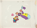 Animation Art:Limited Edition Cel, Animation Production Cel Original Art Group (1960s-70s).... (Total:7 Original Art)