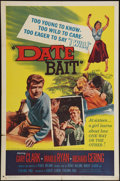 "Movie Posters:Bad Girl, Date Bait (Film Group, 1960). One Sheet (27"" X 41""). Bad Girl.. ..."