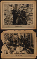 """Movie Posters:Drama, The Love Thief (Fox, R-1920). Lobby Cards (2) (11"""" X 14""""). Drama. Re-release Title: The She Tiger.. ... (Total: 2 Items)"""
