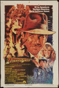 "Movie Posters:Adventure, Indiana Jones and the Temple of Doom (Paramount, 1984). ArgentineanPoster (29"" X 43""). Adventure.. ..."
