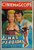 "Movie Posters:Adventure, River of No Return (20th Century Fox, 1954). Argentinean Poster(29"" X 43""). Adventure.. ..."