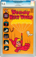 Bronze Age (1970-1979):Cartoon Character, Wendy Witch World #34 File Copy (Harvey, 1970) CGC NM+ 9.6 Whitepages....