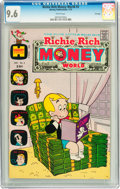 Bronze Age (1970-1979):Cartoon Character, Richie Rich Money World #3 File Copy (Harvey, 1973) CGC NM+ 9.6White pages....