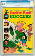 Silver Age (1956-1969):Humor, Richie Rich Success Stories #20 File Copy (Harvey, 1968) CGC NM/MT 9.8 Off-white pages....