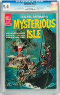 Silver Age (1956-1969):Adventure, Mysterious Isle #1 File Copy (Dell, 1963) CGC NM 9.4 Off-white to white pages....
