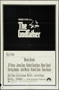 """Movie Posters:Crime, The Godfather (Paramount, 1972). One Sheet (27"""" X 41""""). Crime.. ..."""