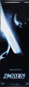"Movie Posters:Science Fiction, X-Men (20th Century Fox, 2000). Banners (4) (24"" X 72""). ScienceFiction.. ... (Total: 4 Items)"