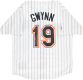 Baseball Collectibles:Uniforms, Paul O'Neill and Tony Gwynn Signed Jerseys Lot of 2....