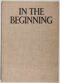 Books:Religion & Theology, James Daugherty [illustrator]. In the Beginning: Being the First Chapter of Genesis from the King James Bible. Londo...