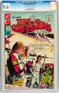 Bronze Age (1970-1979):Romance, Teen Confessions #77 (Charlton, 1972) CGC NM+ 9.6 Off-white towhite pages....