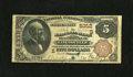 National Bank Notes:Kentucky, Louisville, KY - $5 1882 Brown Back Fr. 477 The NB of Kentucky Ch.# (S)5312. Dark signatures and nice edges for the gra...
