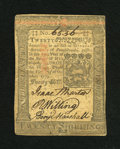 Colonial Notes:Pennsylvania, Pennsylvania October 1, 1773 20s Choice About New....