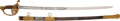 Edged Weapons:Swords, High Grade Civil War U.S. M1850 Foot Officer's Sword Presented to Capt. John D. Frank, 1st New York Light Artillery....
