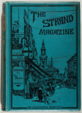 Books:Science Fiction & Fantasy, [Jerry Weist]. [Jules Verne, subject]. George Newnes, [editor]. The Strand Magazine: An Illustrated Monthly. Volum...