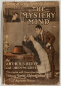 Books:Fiction, [Photoplay]. Arthur B. Reeve and John W. Grey. The MysteryMind. New York: Grosset & Dunlap. Photoplay edition. Il...