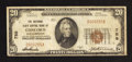 National Bank Notes:New Hampshire, Concord, NH - $20 1929 Ty. 1 The National State Capital Bank Ch. #758. ...