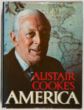 Books:Americana & American History, Alistair Cooke. SIGNED. Alistair Cooke's America. New York:Knopf, 1974. Later impression. Signed by Cooke o...