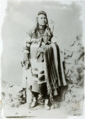 Photography:Cabinet Photos, Chief Joseph of the Nez Perce: Glass Negative. ...