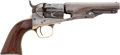 Handguns:Muzzle loading, Metropolitan Arms Co. .36 Caliber Percussion Police Revolver #3013Matching....