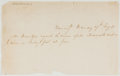 Autographs:Authors, James Ballantyne. (1772-1833, Scottish Writer and Publisher of SirWalter Scott). Autograph Letter Signed. 27th Jany [18...