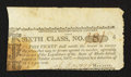 Miscellaneous:Other, Rhode Island Smithfield Meeting-House Lottery Sixth Class I Ticket1807.. ...