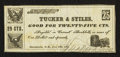 Obsoletes By State:New Hampshire, Brookline, NH- Tucker & Stiles 25¢ July 16, 1862. ...