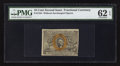 Fractional Currency:Second Issue, Fr. 1244 10¢ Second Issue PMG Uncirculated 62 EPQ.. ...