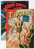 Golden Age (1938-1955):Miscellaneous, Four Color #161 and 488 Group (Dell, 1947-53).... (Total: 2 Comic Books)