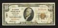 National Bank Notes:Colorado, Denver, CO - $10 1929 Ty. 1 The Colorado NB Ch. # 1651. ...