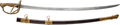 Edged Weapons:Swords, Inscribed Civil War U.S. M1860 Cavalry Officer's Saber....