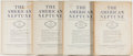 Books:Americana & American History, [Maritime History]. Four Issues of The American Neptune.Salem: American Neptune, 1942-1943. First edition, first pr...(Total: 4 Items)