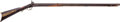 "Long Guns:Muzzle loading, American .54 Caliber Percussion Full Stock ""Kentucky"" StyleRifle...."