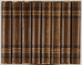 Books:Americana & American History, Francis Parkman. The Works of Francis Parkman. Boston:Little, Brown, 1882. Sixteenth edition. Eight octavo volu...(Total: 8 Items)