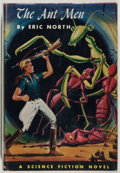 Books:Science Fiction & Fantasy, Eric North. The Ant Men. Philadelphia: Winston, [1955].First edition, first printing. Publisher's binding and d...