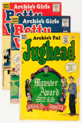 Silver Age (1956-1969):Humor, Archie-Related Group (Archie, 1960s-'70s) Condition: Average VG-....