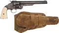 Handguns:Single Action Revolver, Smith & Wesson No. 3 First Model Russian Single Action Revolver....