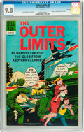 Silver Age (1956-1969):Science Fiction, Outer Limits #8 File Copy (Dell, 1965) CGC NM/MT 9.8 White pages....