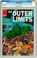 Silver Age (1956-1969):Science Fiction, Outer Limits #12 File Copy (Dell, 1967) CGC NM+ 9.6 Off-white to white pages....