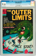 Silver Age (1956-1969):Science Fiction, Outer Limits #16 File Copy (Dell, 1967) CGC NM+ 9.6 Off-white to white pages....