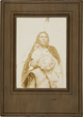 Photography:Cabinet Photos, Sioux Leader Chief Gall: An Extraordinary D. F. BarryPhotograph....